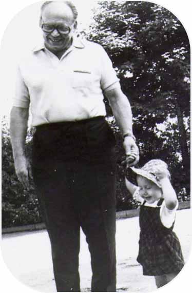 Opa Fred und ich Oberwiesental