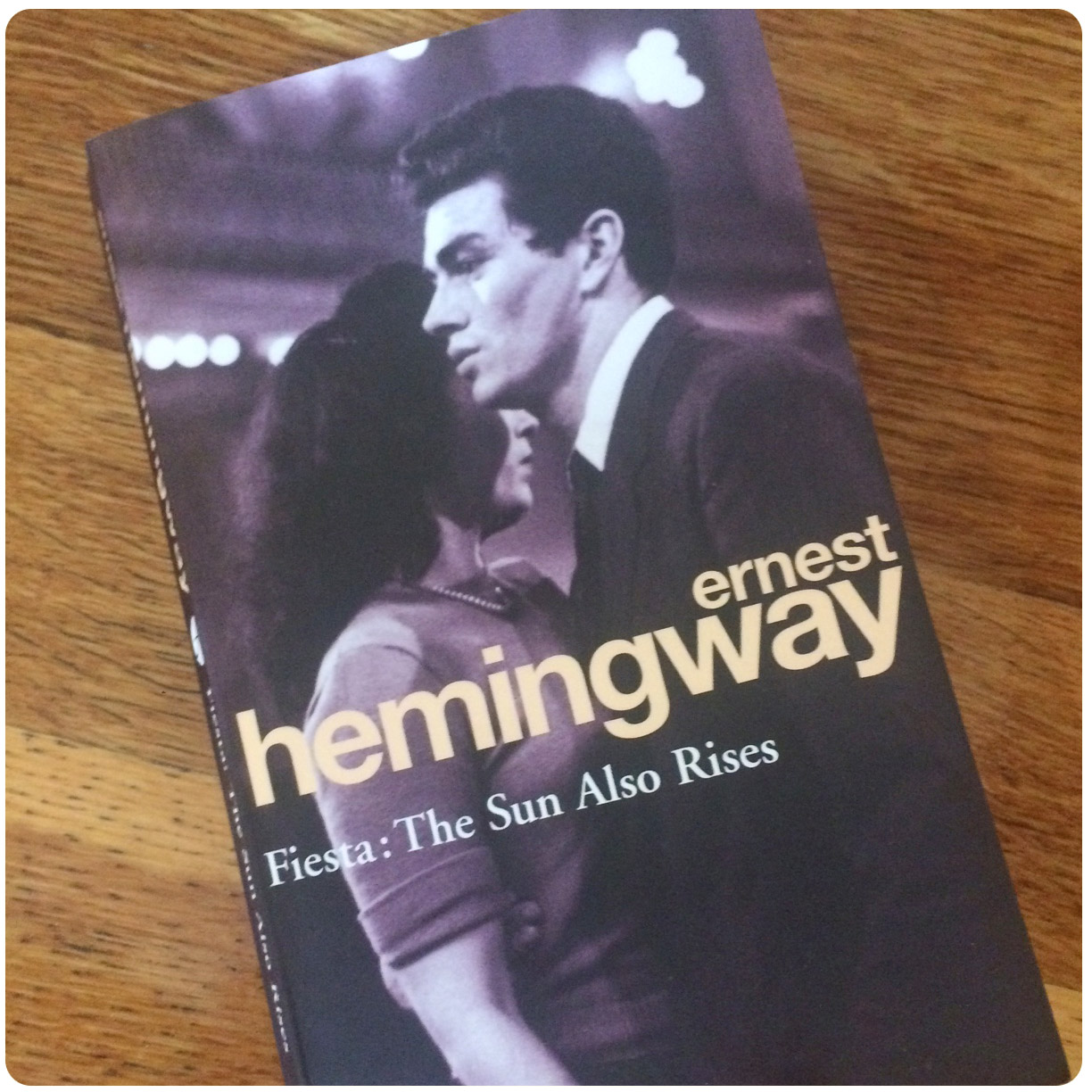 images and thoughts of the lost generation in the novel the sun also rises by ernest hemingway The sun also rises brought ernest hemingway fame and fortune here are  quotes from the novel about the lost generation  then i thought of her walking  up the street and stepping into the car, as i had last seen her, and of course in a  little while i felt  a picture of american writer ernest hemingway.