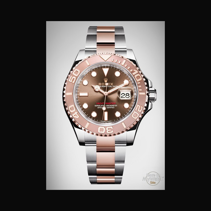 Rolex Yacht Master 40 Oyster Perpetual 116621 78801
