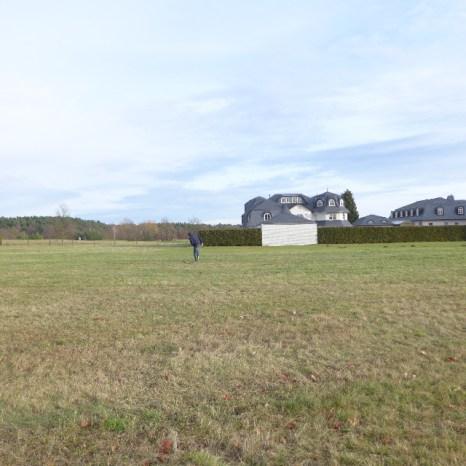 Der Golfplatz an unserer Ostseite ist nicht fern