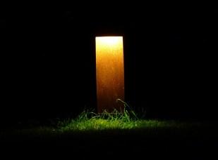 ... ein dezentes Licht abgeben