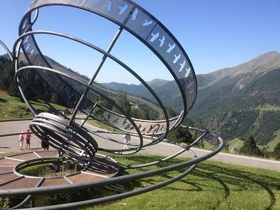 Tempesta en una tassa de té, Nature Art in Andorra