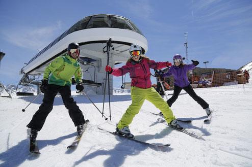 Alpine Skiing Group Andorra