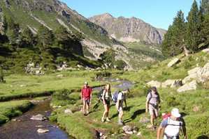 Hiking programmes for mice in Andorra