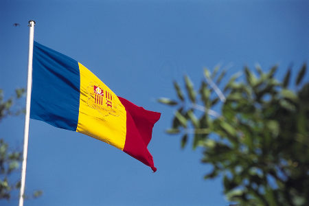 Andorran Flag