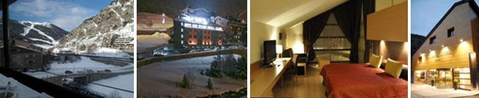Hotel Galanthus in Andorra