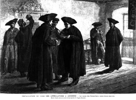 Andorran Councillors 1419