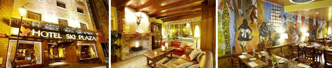 Hotel Ski Plaza Andorra