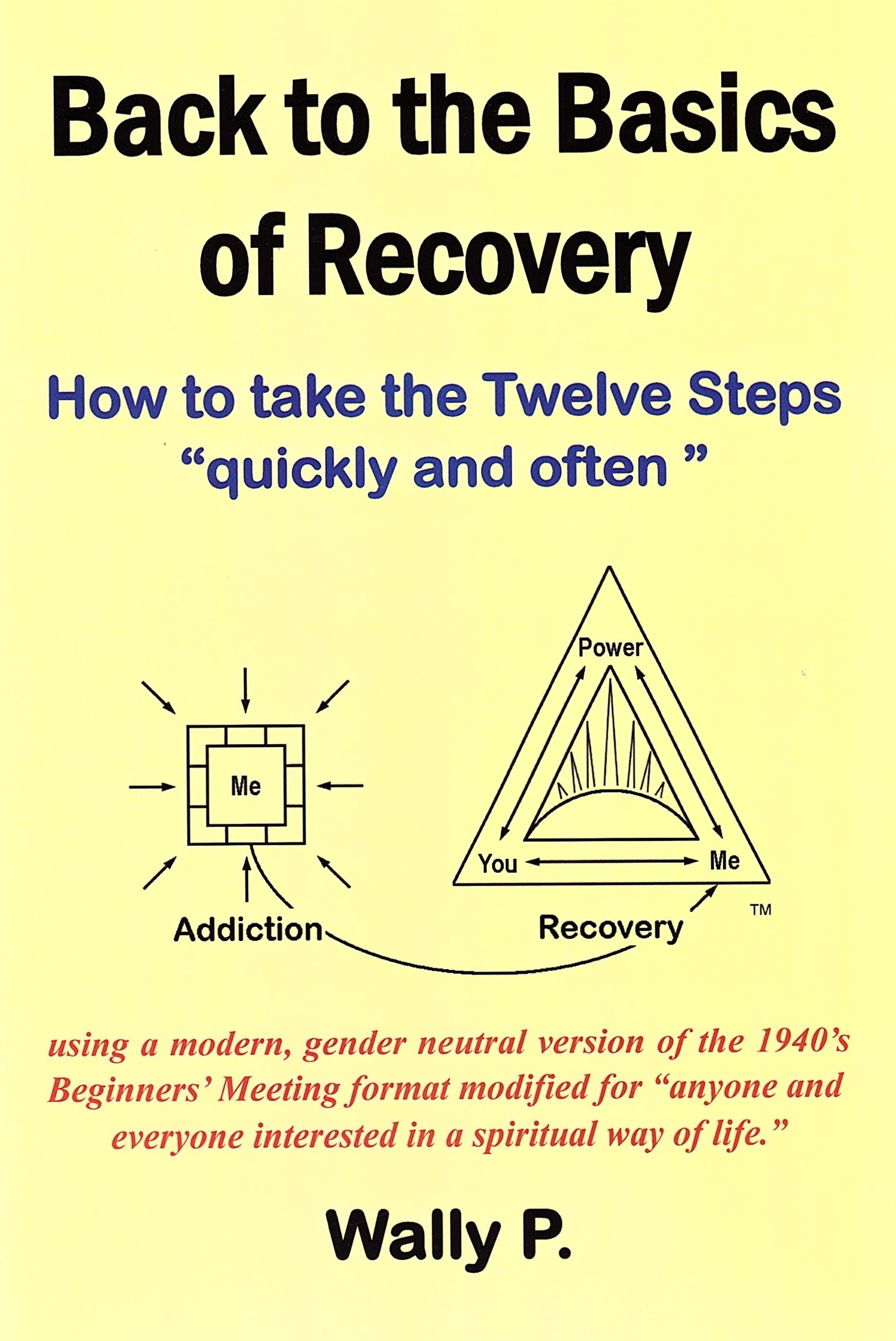 Back To The Basics Of Recovery
