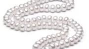 SPEZ Women's Freshwater Natural Pearls Choker