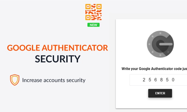 MY2COINS Exchange - Security Google Athenticator - Trading Crypto Low Fee Bitcoin Altcoins