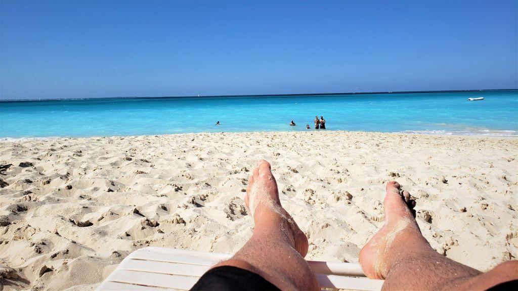 Turks and Caicos a perfect Beach