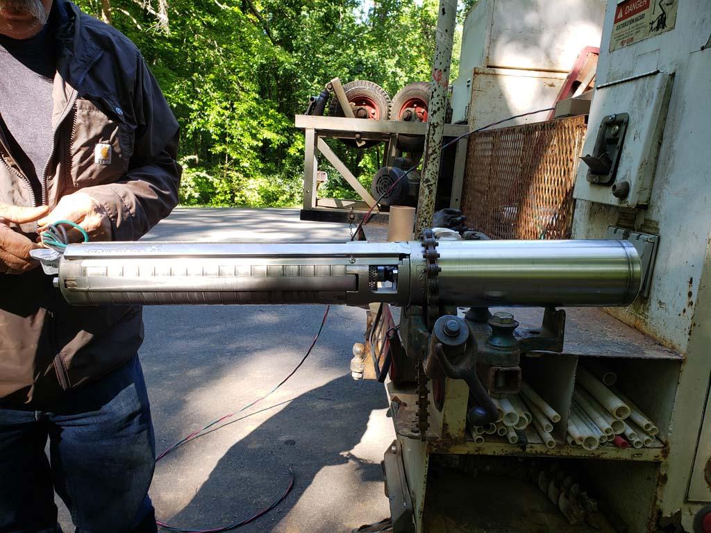 Stainless Steel Grundfos SP 1 HP well pump