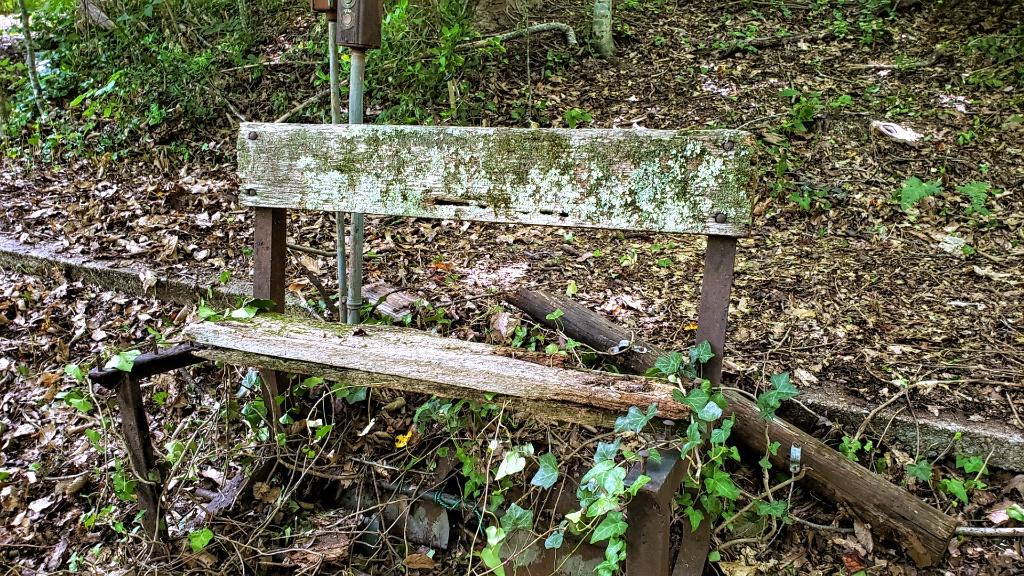 Antique Hill Cart