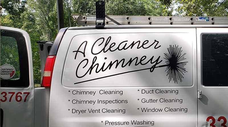 Winston-Salem, NC A Cleaner Chimney