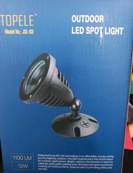 Topele LED Spotlight