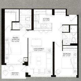 Floor Plans 9t6 Condo At 96 St Patrick Street