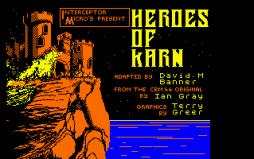 Heroes of Karn 0