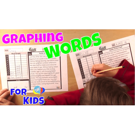 How To Read For Kids With The Word Graph   Language Arts Kids