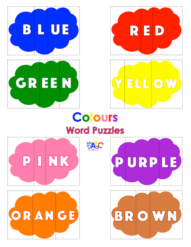 Learn Colours for Kids In English and French