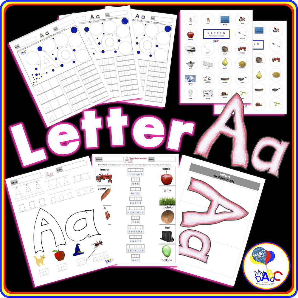 Out And Glue From S A T P I N Pictures Or Words To Help Make Reading Connections Between Phonic Sounds Letters