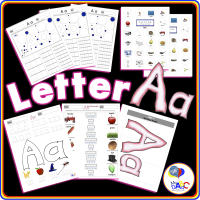 How to Draw Letter A for Kids   Alphabet Activities with Elliot