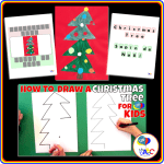 How To Draw A Christmas Tree Preview Image