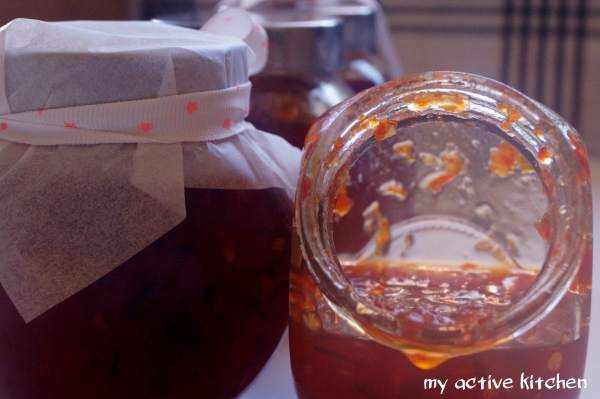 how to make sweet chilli sauce