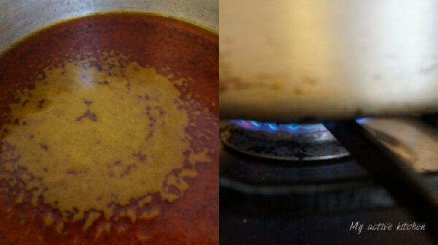 palm oil bleaching