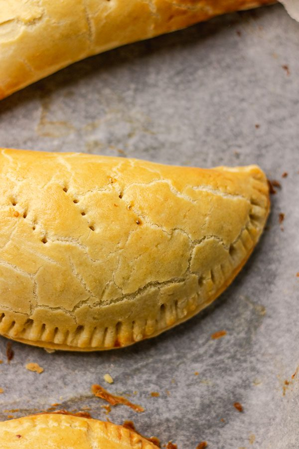 Nigerian meat pie