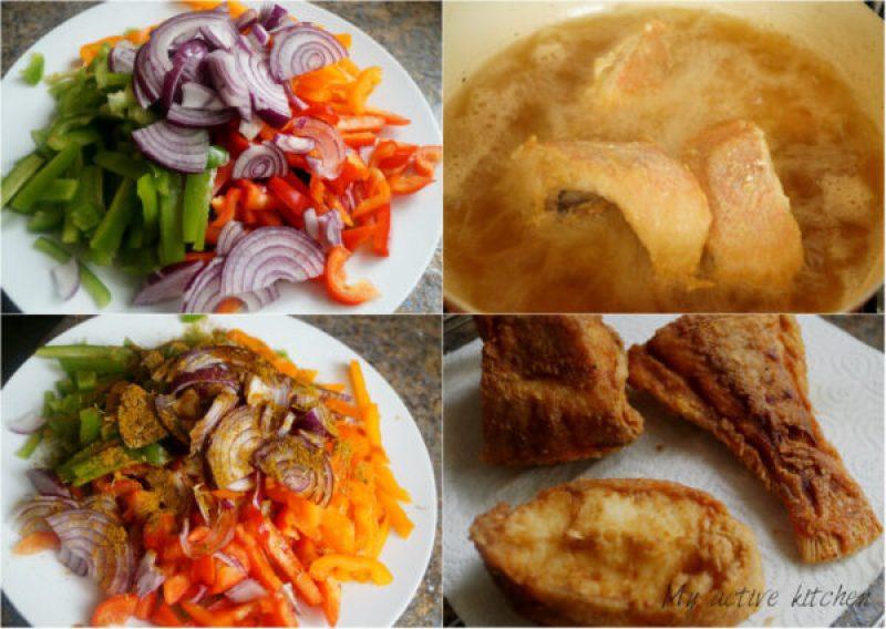 nigerian stir fry sauce