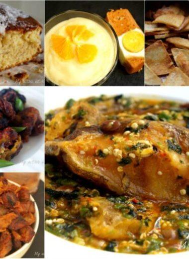 nigerian ramadan menu timetable guide.