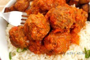 how to make nigerian meatballs