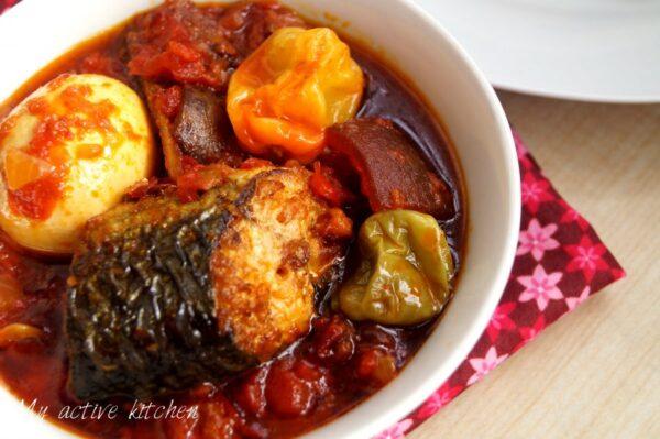 Obe Ata Dindin - My Active Kitchen