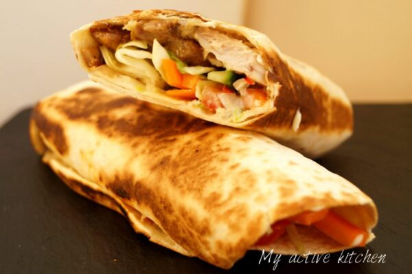 Le Bae S Chicken Shawarma My Active Kitchen
