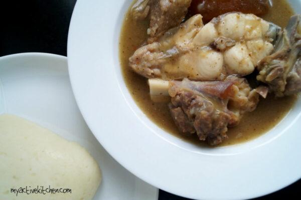 Afia Efere White Soup My Active Kitchen