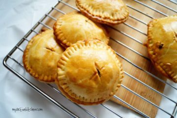 how to make apple hand pie