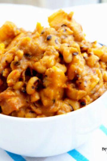 deluxe beans porridge