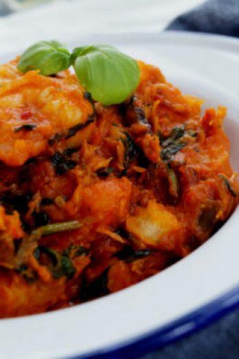 Nigerian unripe plantain porridge recipe
