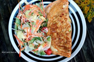 how to make omelette in nigeria