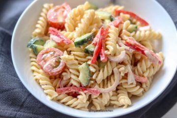 pasta salad recipe
