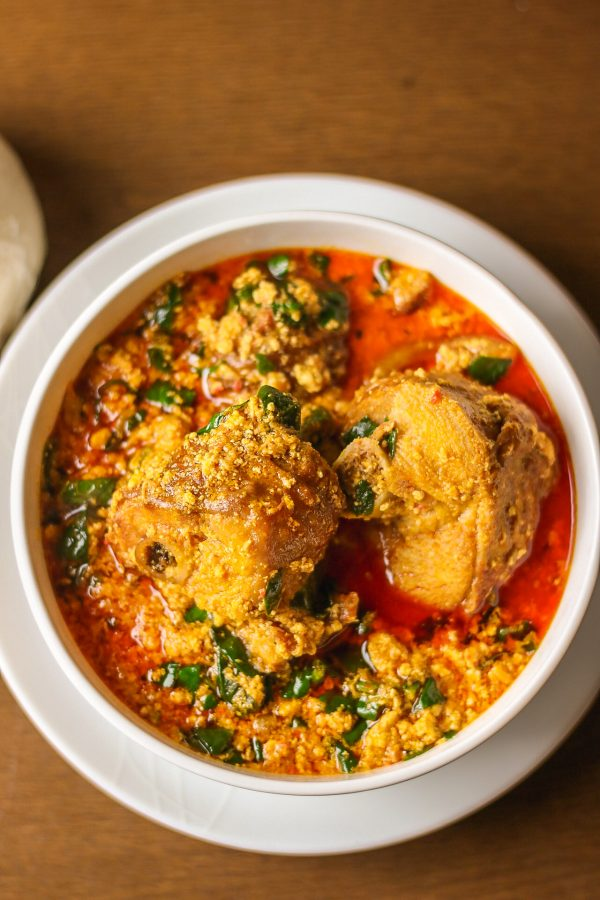 image of nigerian egusi soup