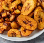 how to fry plantain.
