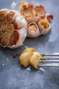 Oven Roasted garlic.