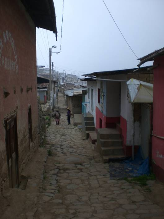 Not many trips to Peru include visits to San Pedro de Casta