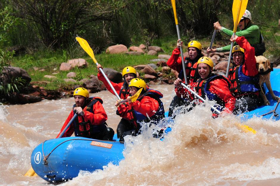 Things to do in Colombia: go rafting with Colombia Rafting Expeditions