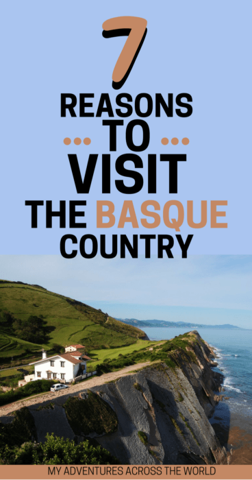 Read about the reasons to visit the Basque Country - via @clautavani