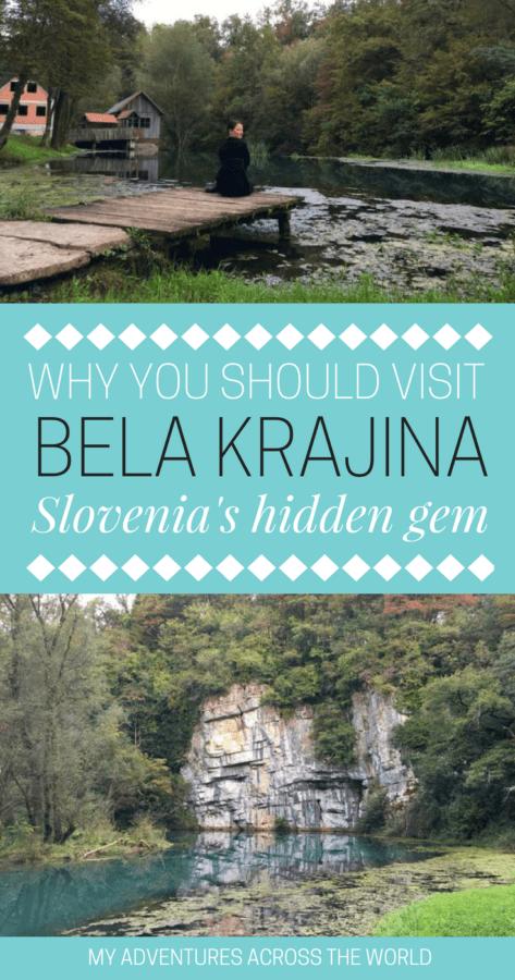 Learn why you should visit Bela Krajina - via @clautavani