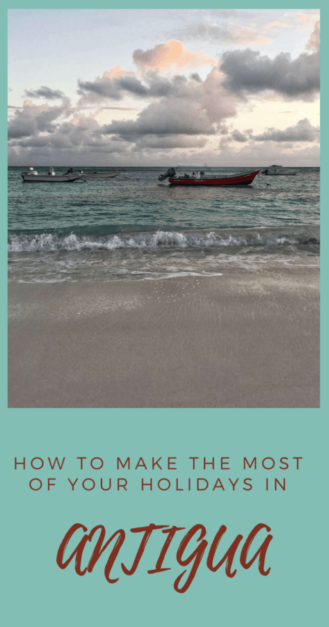 Find out how to make the most of your Antigua holidays - via @clautavani