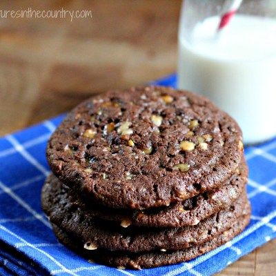 Monday's Mystery Recipe Episode 17: Chocolate Comfort Cookies